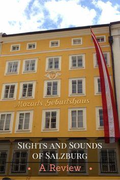 Salzburg, Austria // Travel Review // 4Strands // Travel Blog  #travel #salzburg #4strands #journeyingbibliophile