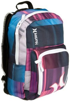 Amazon.com: Hurley Juniors Sync Laptop Backpack: Clothing