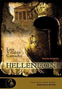 Hellenikon. Luis Villalón Camacho [click para leer recomendación]