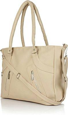 2ef45559db5d Glory Fashion Women's Handbag (Beige,Bags Beautys) - Online Shopping India