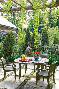 The Ultimate Entertaining Garden: Outdoor Arboe
