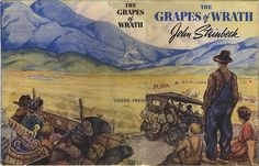 the concept of manself in grapes of wrath by john steinbach Need help with chapter 3 in john steinbeck's the grapes of wrath check out our revolutionary side-by-side summary and analysis the grapes of wrath chapter 3 summary & analysis from litcharts | the creators of sparknotes.