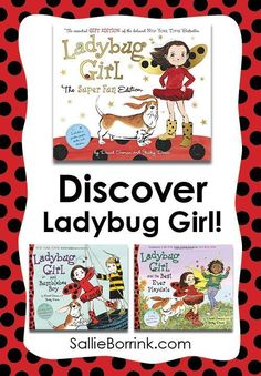 Have you discovered Ladybug Girl? This creative and imaginative girl goes on adventures and learns about friendship in a variety of stories. Perfect for little girls!