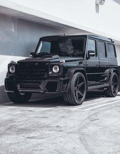 Mercedes G55...