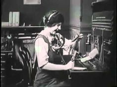 1913 The Telephone Girl And The Lady (Mae Marsh _ Claire McDowell)