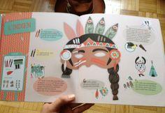 Masques à décorer | Mums In Paris - idées et bons plans - mamans, enfants, bébés