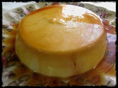 Flan de queso Philadelphia