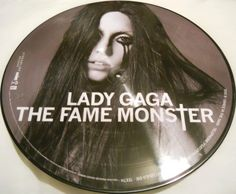 I love The Fame Monster but wish it came it didn't come in the clear plastic case because it makes it extremely hard to get the record out of the sleeve/got a plain black sleeve to put it in instead to make life a little easier
