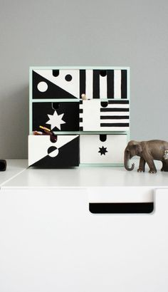 mommo design: IKEA HACKS - Moppe makeover