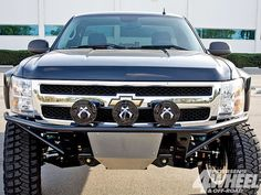 chevy silverado prerunner bumper | 131_1006_09+june_2010_new_products+chevy_pre_runner_bumper