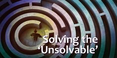 Does your business have a steady stream of problems you are not sure you can solve? This blog post will help you understand what's really happening...  http://www.affirmingspirit.com/blog/2017/08/solving-unsolvable/