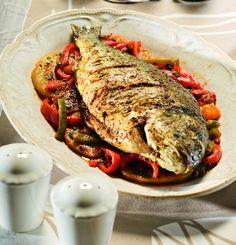 Λαχανικά Archives - Page 7 of 44 - www. Greek Recipes, Fish Recipes, Seafood Recipes, Cooking Recipes, Food N, Food And Drink, Fish Food, Sea Food, Seafood Dishes