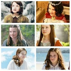 Lucy Pevensie || Queen of Narnia || The Chronicles of Narnia