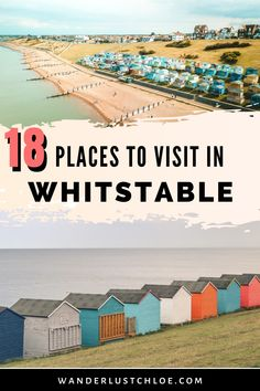 Planning a Whitstable day trip? Find out the best places to visit, restaurants, shops and insider tips to make the most of your day. From the colourful beach huts and the harbour, to fresh oysters and cute boutiques, find out more about getting the train from London to Whitstable, the top places to visit in the town, the best shops and restaurants, plus a few other special tips to make the most of your time in this Kent seaside destination. #Whitstable #Kent #VisitEngland #VisitBritain Travel Tips For Europe, Travel Destinations, Whitstable Kent, Fresh Oysters, Visit Britain, Beach Huts, Group Travel, Day Trip, Cool Places To Visit