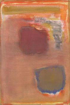 "colin-vian: ""Mark Rothko (1903-1970) Untitled, 1949 """