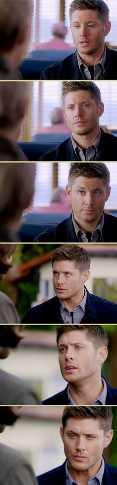 Jensen Ackles 10x04 Paper Moon  Does anyone else see how gorgeous his eyes are??