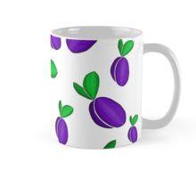 Plums pattern Mug