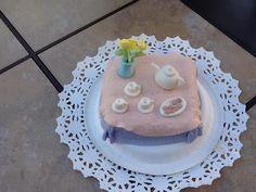 pastel la  hora del te  tea time cake