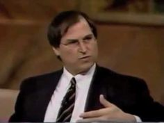 Steve Jobs Interviewed Just Before Returning to Apple