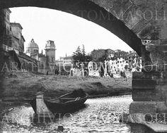Archivio Silvio Tommasoli - 1922 Verona, Ponte Pietra