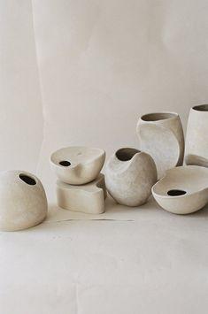 Sculptural ceramics by Bikis Ceramics