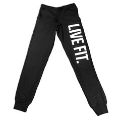 8014454f7d2 Original Womens Jogger Sweat Pants - Black