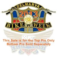 2013 Bike Week Pins - For sale @ Asapstuff.com Event Store