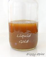 Liquid Gold aka Homemade Pancake Syrup! Yummy!!