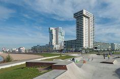 Nesselande, een van de weinige Rotterdamse wijken waar veel midden- en hogere inkomensgroepen wonen.  (Foto) Gemeente Rotterdam Rotterdam, Willis Tower, Building, Pictures, Travel, Photos, Buildings, Photo Illustration, Viajes