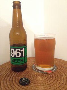 961 beer - IPA