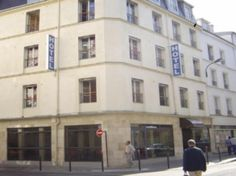 Paris Le Mediterraneen Hotel France Europe Is Conveniently Located In The Por