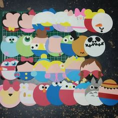 @aina_0210 様 order品♥出来上がりました #ハンドメイド #コメントカード #アルバム #メッセージカード #主婦 #趣味 #画用紙 #席札 #結婚式 #子供 #べびー Message Card, Punch Art, Diy Cards, Japanese Art, Paper Art, Diy And Crafts, Snoopy, Kids Rugs, Kawaii