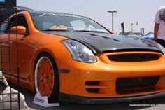infinity g35 image custome | Custom Infiniti G35 Coupe at 2009 NISEI Week showoff car show in Los ...