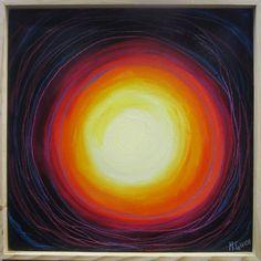 La luce del nuovo inizio - Maria Guida, sezione arti grafiche e pittoriche