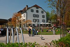 Stadtbibliothek Aarau Swiss Design, Libraries, Switzerland, Dolores Park, Mansions, House Styles, Travel, Beauty, Home