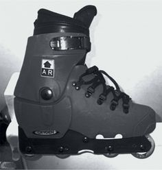 aggressive skates boot-only USD Carbon Free PB