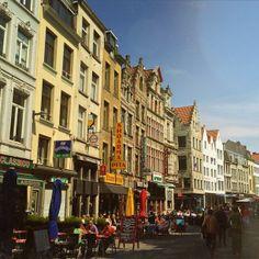 Antwerp, Belgium in Antwerpen
