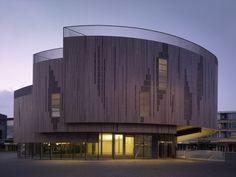 Roosendaal Pavillion | Roosendaal, the Netherlands | René van Zuuk Architekten