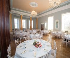 Dining Room at Wedderburn Castle, formal dining by the open fire