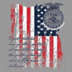 Love this FFA graphic!