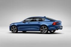 New Volvo S90 R-Design