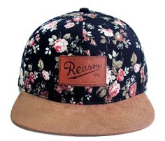 Floral Fieldmaster Cap / By Reason Clothing