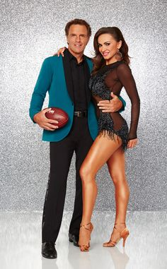 Doug Flutie and Karina Smirnoff from Meet Dancing With the Stars' Season 22 Cast   E! Online