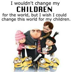 30 Minions You Need to Share and Save - Cute Minion Quotes, Minons Quotes, Funny Minion Pictures, Cute Minions, Minion Jokes, Funny Quotes, Funny Memes, Minion Sayings, Different Quotes