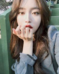 Pin on Ulzzang Pretty Korean Girls, Cute Korean Girl, Beautiful Asian Girls, Mode Ulzzang, Ulzzang Korean Girl, Ulzzang Girl Selca, Uzzlang Girl, Girl Korea, Asia Girl