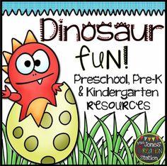 Dinosaurs: Preschool