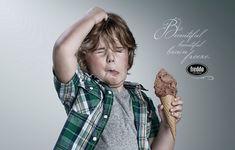 Freddo Ice Cream: Chocolate Advertising Agency: Y&R, Buenos Aires, Argentina