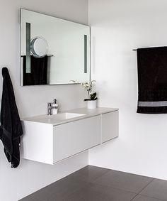 S12 | Stilrent bad med design fra øverste hylde
