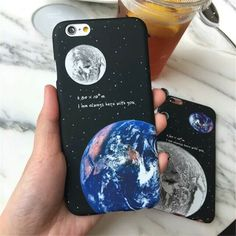 Korea Style Universe Outer Space Star Beautiful Girl Painted Phone Cases For iphone 5 5s 6 6s 6 plus 6s Plus Hard Back Capa Case #clothing,#shoes,#jewelry,#women,#men,#hats,#watches,#belts,#fashion,#style