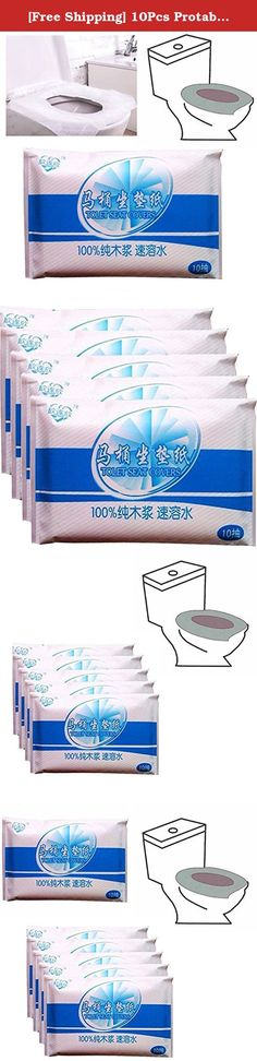 [Free Shipping] 10Pcs Protable Toilet Seat Cover Closetool Biodegradable Sanitary Disposable Paper // 10pcs papel desechable sanitario biodegradable protable asiento del inodoro tapa closetool. 10pcs papel desechable sanitario biodegradable protable asiento del inodoro tapa closetool en . Comprar moda Cubiertas Asiento del Inodoro en línea. Description:10Pcs Protable Toilet Seat Cover Closetool Biodegradable Sanitary Disposable Paper100% raw wood pulp protable toilet seat cover disposable...